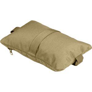 Bolsa táctica Helikon Accuracy con forma de almohada en Coyote