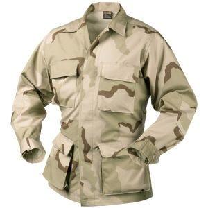 Camisa Helikon Genuine BDU de Ripstop de algodón en Desert 3 Colores