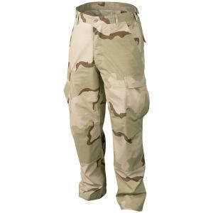 Pantalones Helikon Genuine BDU de Ripstop de algodón en Desert 3 Colores