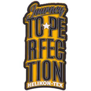 Parche Helikon Journey en amarillo