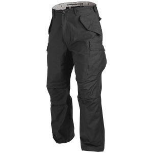Pantalones Helikon M65 Combat en negro
