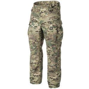 Pantalones Helikon SFU NEXT de Ripstop de polialgodón en Camogrom