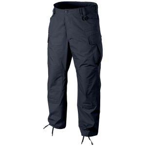 Pantalones Helikon SFU NEXT de Ripstop de polialgodón en Navy Blue