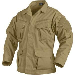Camisa Helikon SFU NEXT de Ripstop de polialgodón en Coyote