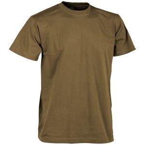 Camiseta Helikon en Mud Brown
