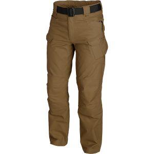 Pantalones Helikon UTP de Ripstop en Mud Brown
