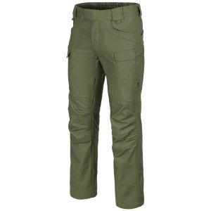 Pantalones Helikon UTP de polialgodón en Olive Green