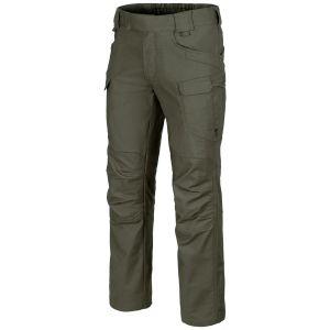 Pantalones Helikon UTP de polialgodón en Taiga Green
