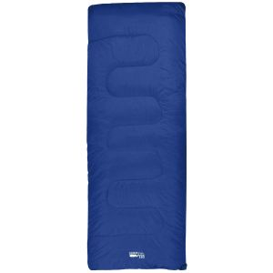 Saco de dormir rectangular Highlander Sleepline 250 en azul