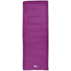 Saco de dormir rectangular Highlander Sleepline 250 en rosa