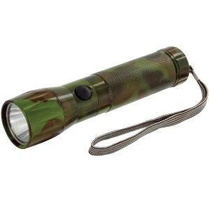 Linterna Highlander con luz LED de 1 W en Camo