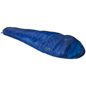 Saco de dormir momia Highlander Sleepline 250 en azul