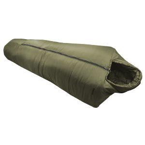Saco de dormir Highlander Challenger 400 en verde oliva