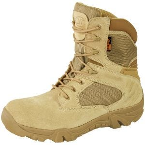 Botas Highlander Echo en Tan