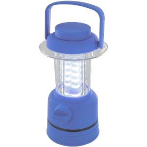 Farolillo Highlander Halo para 12 luces LED en azul