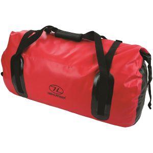 Saco marinero Highlander Mallaig Drybag de 35l en rojo