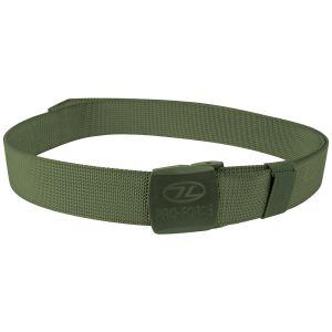 Cinturón Highlander Operations en verde oliva