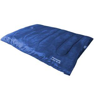 Saco de dormir doble Highlander Sleepline 350 en azul