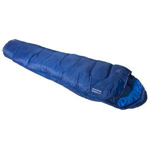 Saco de dormir momia Highlander Sleepline 350 en azul