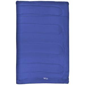 Saco de dormir doble Highlander Sleepline en Royal Blue
