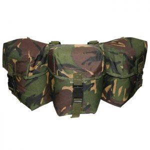 Tres bolsillos multiusos Highlander para EPTC en DPM