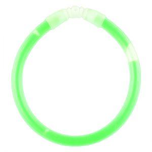 Pulsera Illumiglow de 19 cm en verde