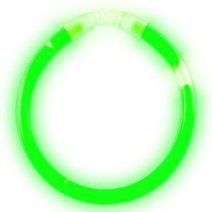Pulsera Illumiglow de 19 cm en infrarrojo