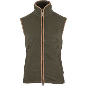 Jack Pyke Countryman Fleece Gilet Dark Olive