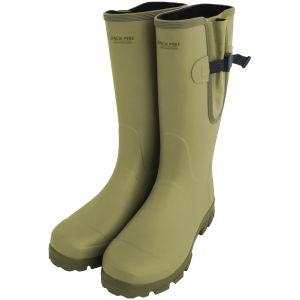 Jack Pyke Ashcombe Gusset Wellington Boots Olive
