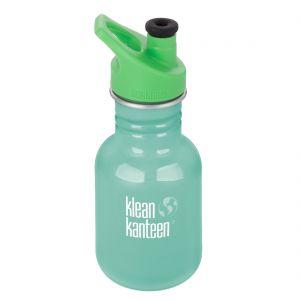 Botella Kid Kanteen Sport con tapón deportivo 3,0 de 355 ml en Sea Crest