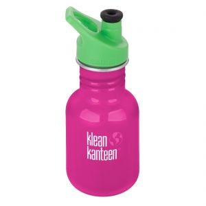 Botella Kid Kanteen Sport con tapón deportivo 3,0 de 355 ml en Wild Orchid