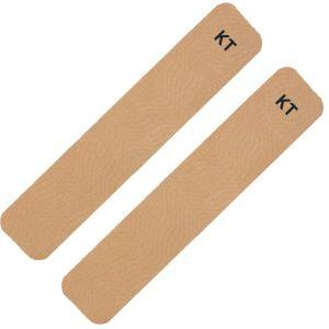 2 tiras adhesivas de algodón KT Tape en beige