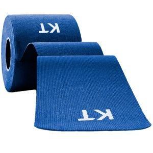 Cinta adhesiva de algodón KT Tape sin cortar en azul