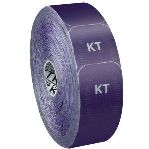 Cinta adhesiva KT Tape Synthetic Pro tiras individuales en rollo grande en Epic Purple