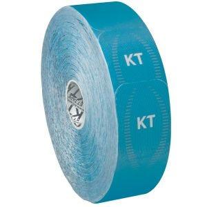 Cinta adhesiva KT Tape Synthetic Pro tiras individuales en rollo grande en Laser Blue