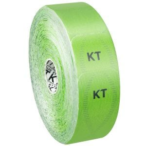 Cinta adhesiva KT Tape Synthetic Pro tiras individuales en rollo grande en Winner Green