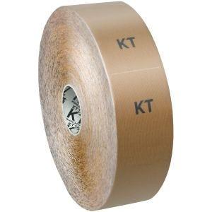 Cinta adhesiva KT Tape Synthetic Pro sin cortar y en rollo grande en Stealth Beige