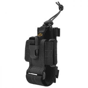 Funda para radio Maxpedition grande en negro