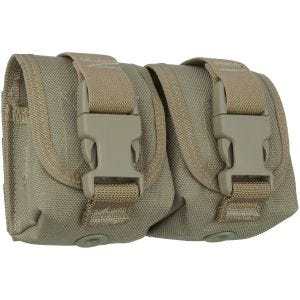 Funda para granada Maxpedition Double Frag en caqui