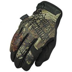 Guantes Mechanix Wear The Original en Mossy Oak