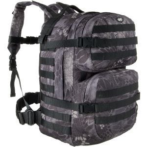 Mochila MFH Assault II en Snake Black