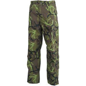 Pantalones de combate MFH ACU de Ripstop en Czech Woodland