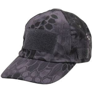 Gorra MFH Operations en Snake Black