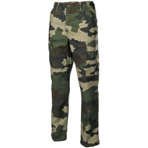 Pantalones MFH BDU Combat de Ripstop en CCE