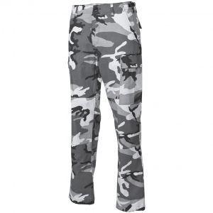 Pantalones MFH BDU Combat de Ripstop en Urban