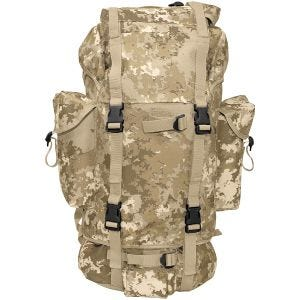 Mochila MFH German Army de 65 L en Vegetato Desert