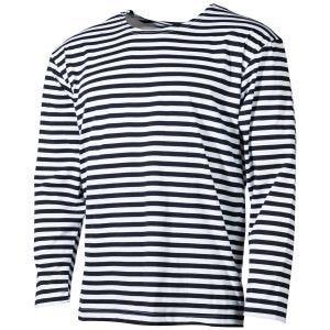 Camiseta de manga larga MFH Russian Marine para verano