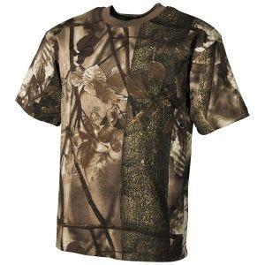 Camiseta MFH Hunter en Hunter Marrón