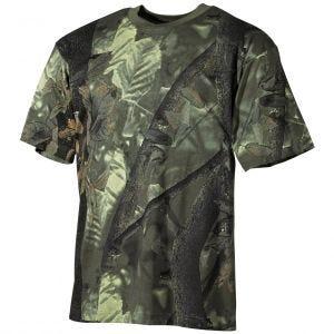 Camiseta MFH Hunter en Hunter Verde