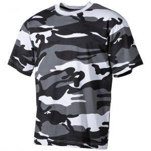 Camiseta MFH en Skyblue